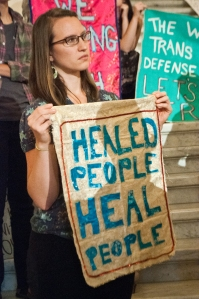 healed people heal people