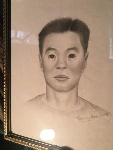 Self Portrait 2003 - Todd Hyung-Rae